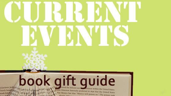 Holiday books - current events
