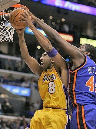 Kobe Bryant, Jackie Butler