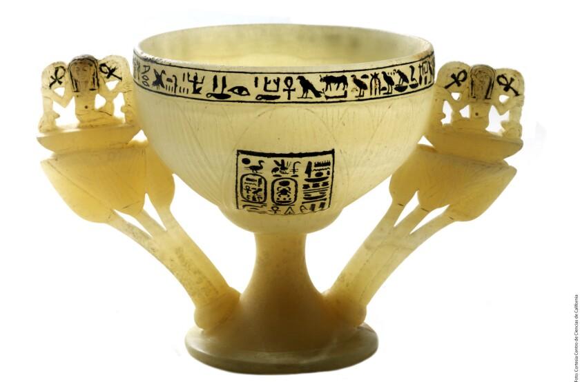 Rey Tut: Los Tesoros del Faraón Dorado, exhibición.