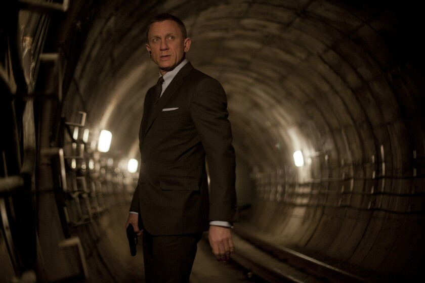 MGM plans for a new Bond movie 'within three years'