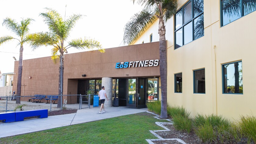 Eos Fitness has partnered with the Challenged Athletes Foundation.