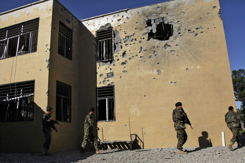 Afghanistan sees 'troubling rise' in civilians killed