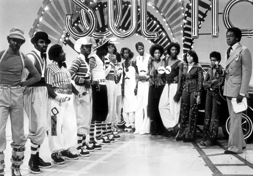 Soul Train' musical to dance onto Broadway in 2021 - Los