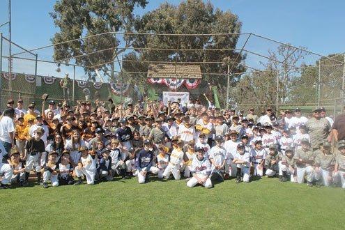 LJ Youth Baseball Opening Day 3-7-13