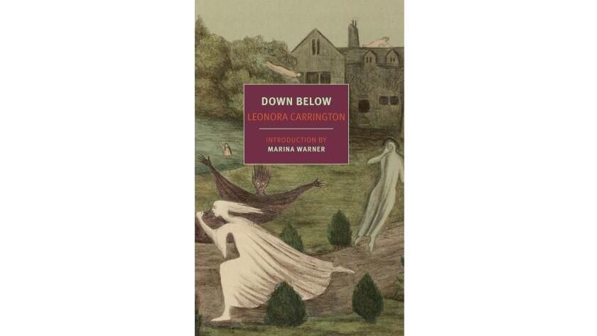 """Down Below,"" by Leonora Carrington."
