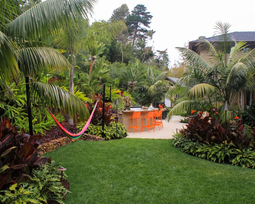 Torrey Pines Landscape Company took home an award for their Del Mar Oasis project.