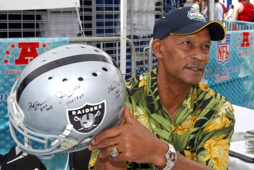 Willie Brown, Raiders legend and three-time Super Bowl winner, dies at 78