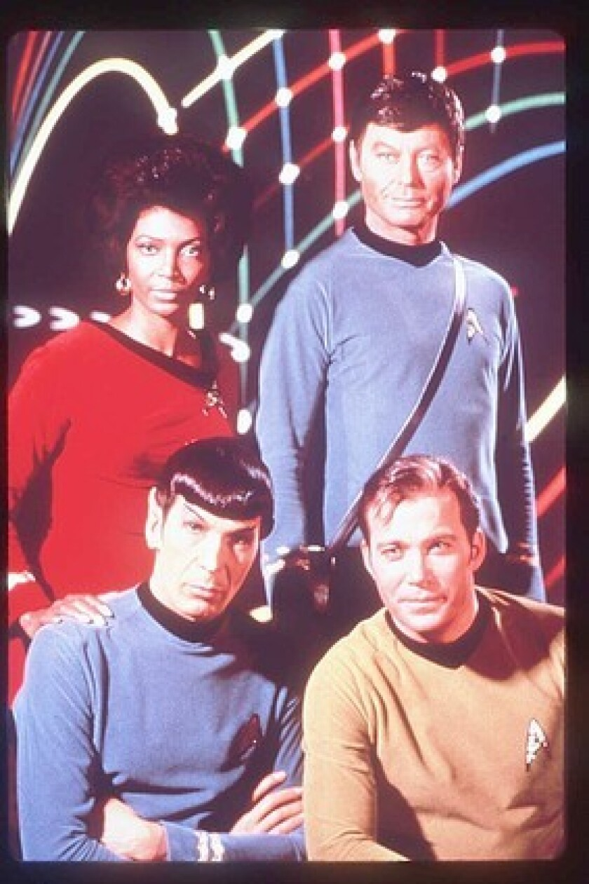 By Jevon Phillips and Patrick Day, Los Angeles Times Staff Writers Here's what we know so far about the new faces of the old crew of the U.S.S. Enterprise...