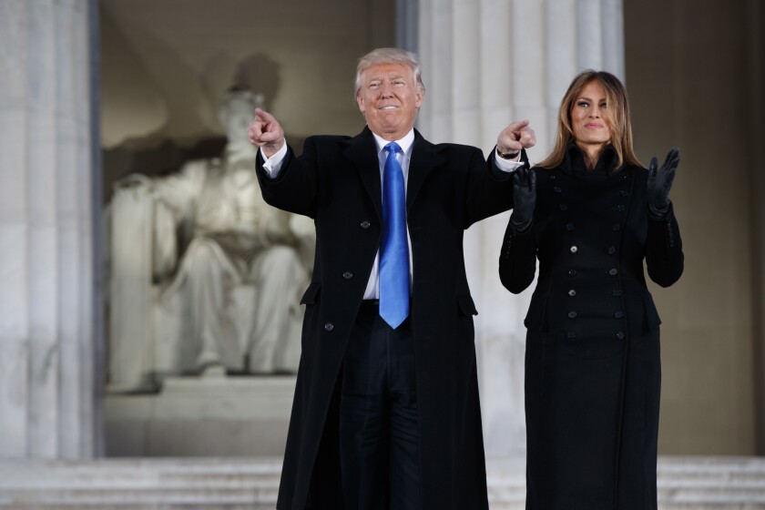 President Trump claims he is more popular among Republicans than Abraham Lincoln was.