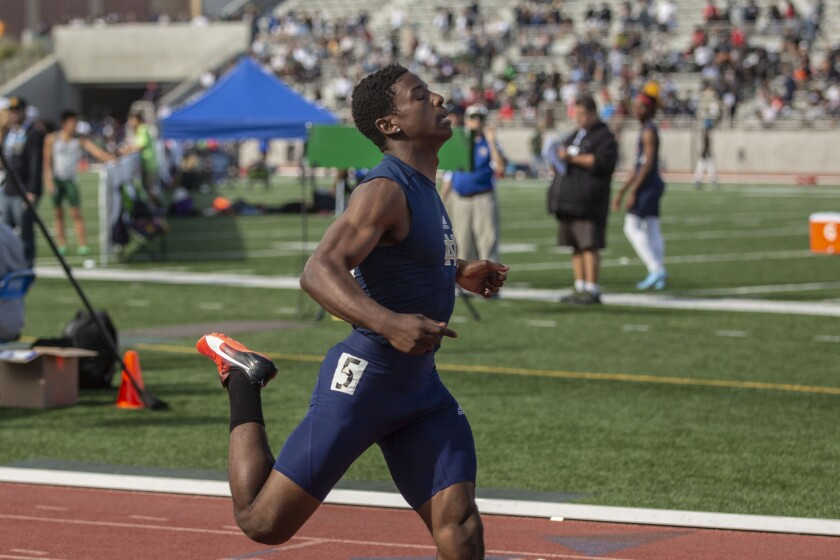 Southern Section Track Finals