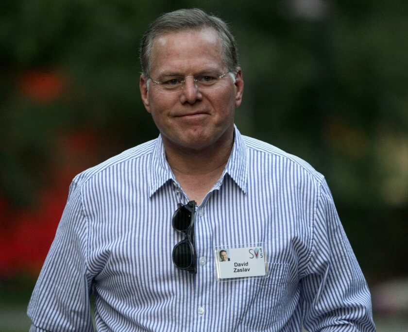 David M. Zaslav, chief executive officer of Discovery Communications, shown here at the Allen and Co. 33rd Annual Media and Technology Conference in Sun Valley, Idaho, earlier this month.