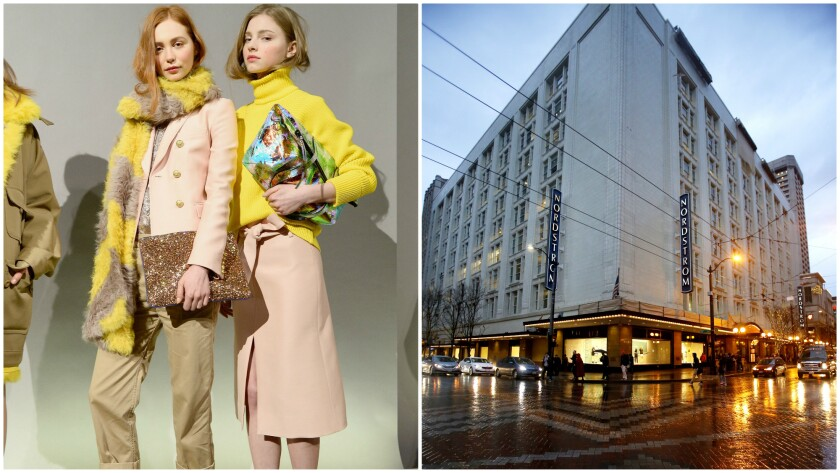 J. Crew heads to Nordstrom stores