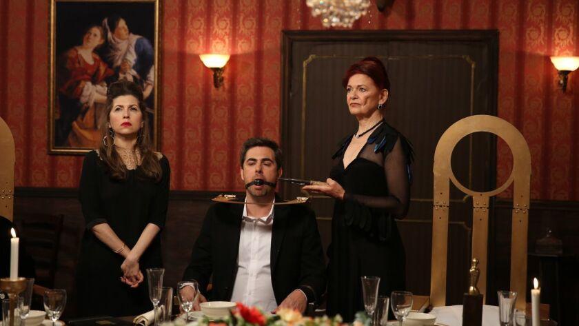 'Madam Yankelova's Fine Literature Club'