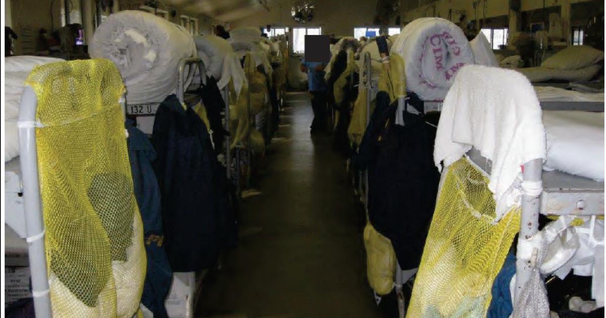 Φυλακή οι δικηγόροι ζητούν επείγουσα παραγγελία για coronavirus, συμπεριλαμβανομένης της απελευθέρωσης των κρατουμένων