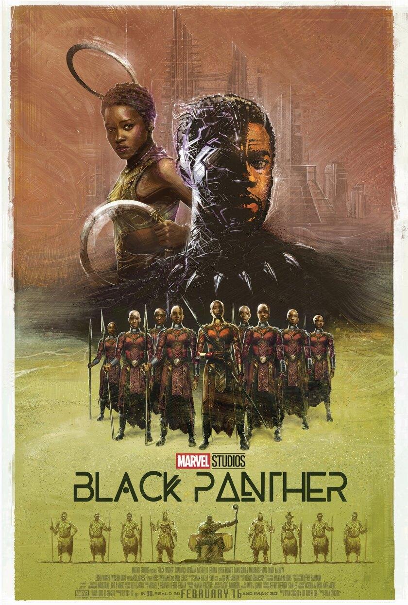 Nikkolas Smith Black Panther