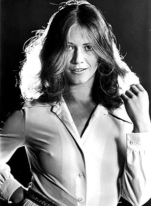 A promotional photo of adult film star Marilyn Chambers from the early 1970s. Chambers, 56, was found dead at her home in Canyon Country, Calif., on Sunday. Related: Marilyn Chambers dies at 56; '70s porn star and Ivory Snow model