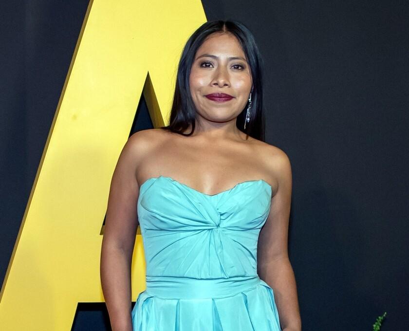 """""""Me enteré que hay un chat de actrices mexicanas para pedir a la Academia Mexicana de Artes y Ciencias Cinematográficas que Yalitza no sea considerada"""", dijo Rossana Barro."""