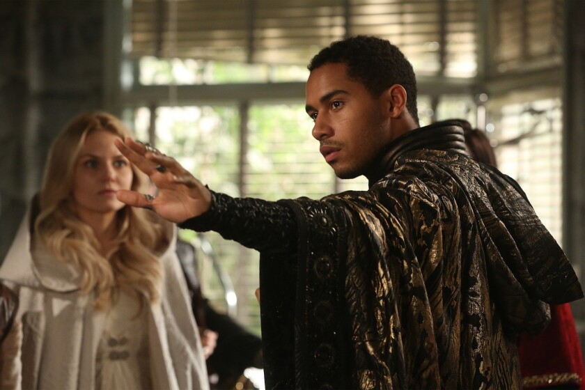 Once Upon a Time' recap: 'Birth' and 'The Bear King' and the