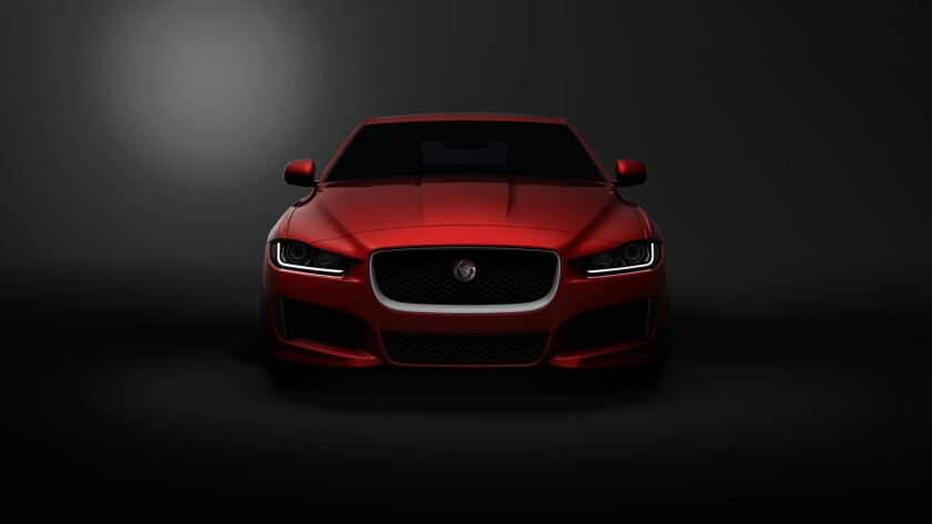 Jaguar has confirmed it will debut an all-new compact sports sedan this year. The car, called the XE, will be the first Jaguar to use the brand's new line of four-cylinder gas and diesel engines.
