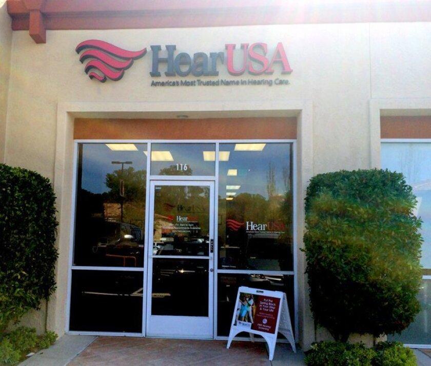 HearUSA, 8915 Towne Center Drive, No. 2-116, Renaissance Towne Center mall in La Jolla. (858) 260-5615. hearusa.com