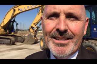 Tujunga spreading grounds water project is launched
