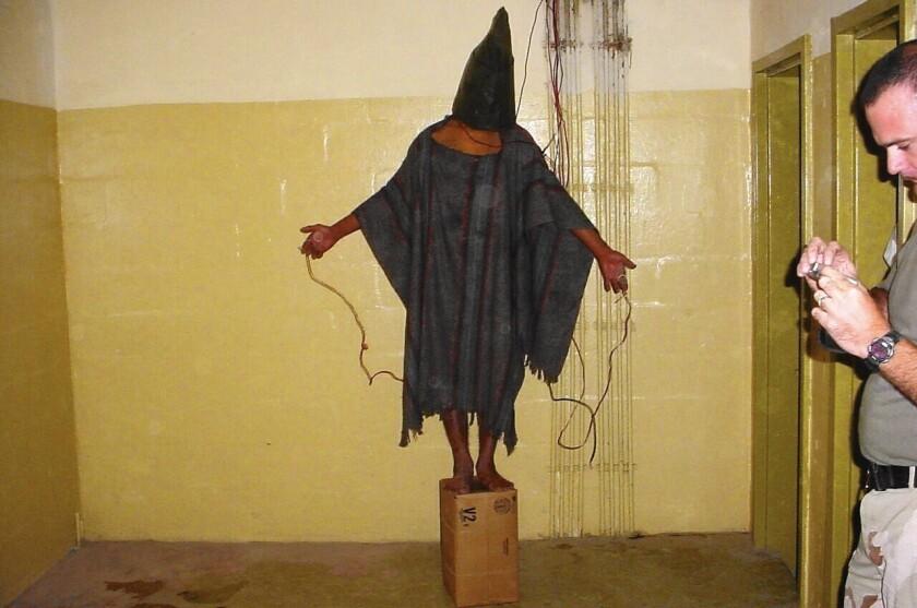 Bagram torture and prisoner abuse