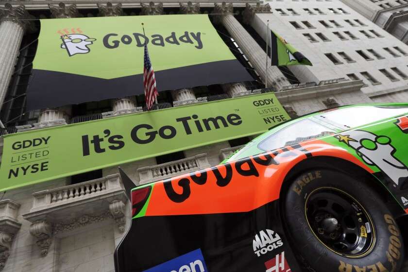 GoDaddy told a neo-Nazi website, the Daily Stormer, to move its domain to another provider because the site has violated its terms of service. Google later did the same.