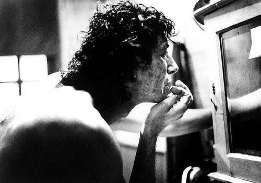 "Jeff Goldblum in ""The Fly"""