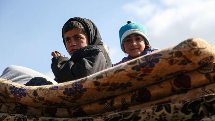 SYRIA-CONFLICT-TURKEY-KURDS-AFRIN