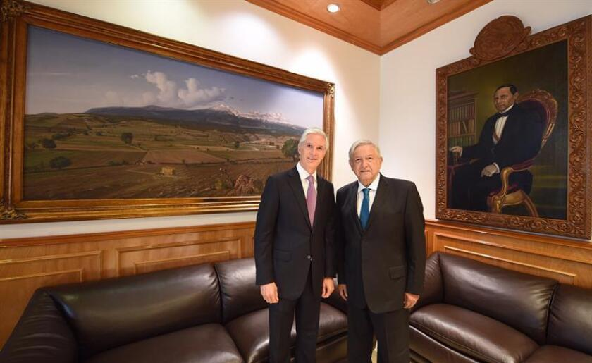 López Obrador anuncia reforzamiento de la seguridad en el Estado de México