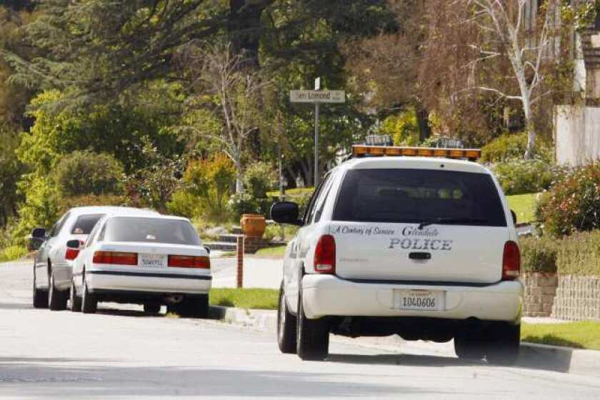 Glendale, Los Angeles team up to stop burglars who target affluent communities