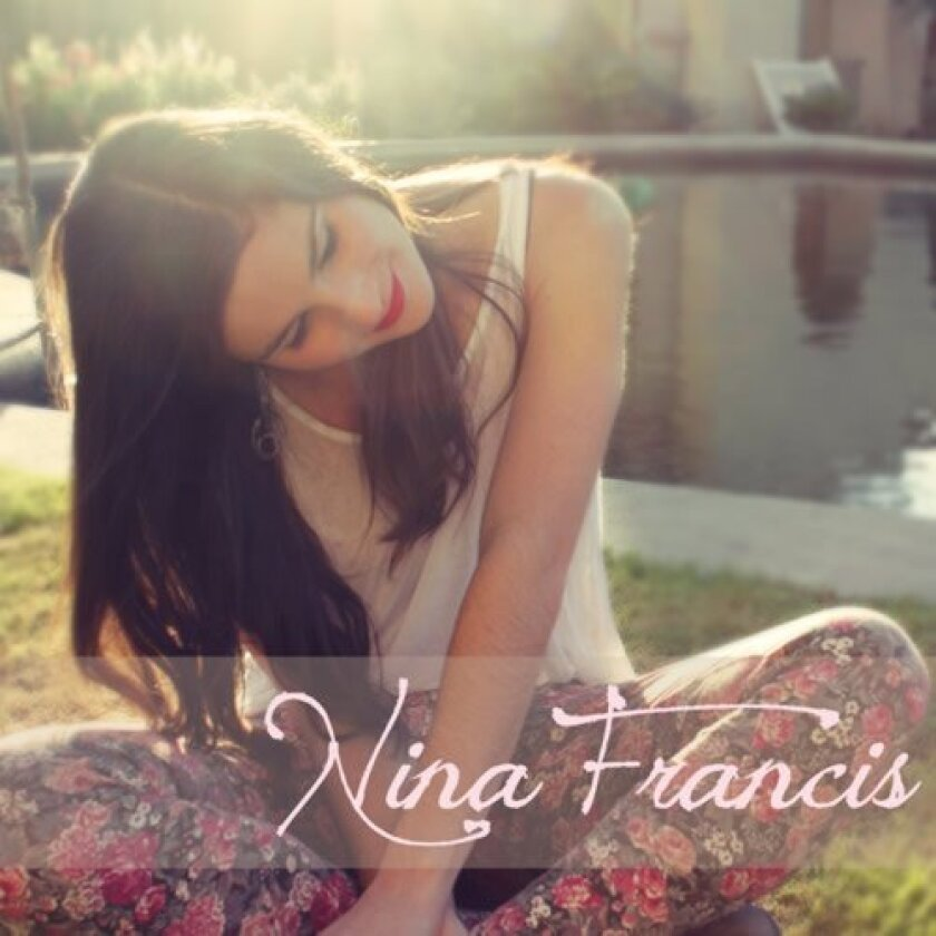 nina Francis' self-titled eP is available for download on iTunes.