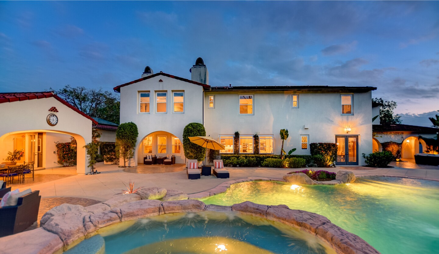 Drew Brees's former San Diego home