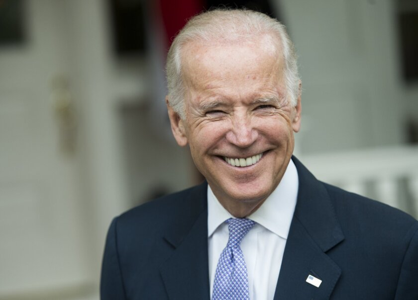 Biden visits Los Angeles