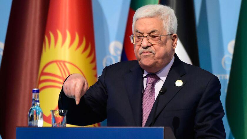 TURKEY-ISRAEL-PALESTINIANS-US-OIC-POLITICS-SUMMIT