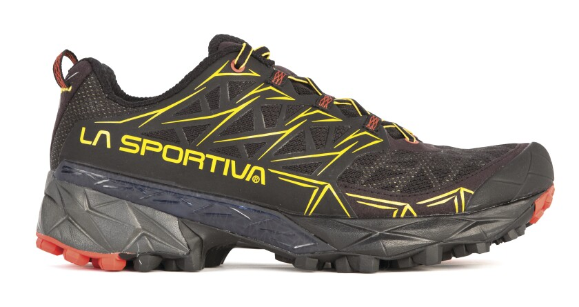 Get a grip with these tough-going trail runners