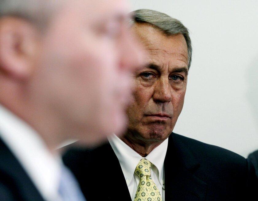 John Boehner, Steve Scalise