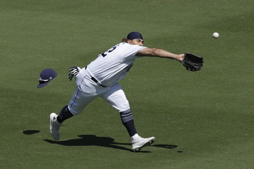 APphoto_Cubs Padres Baseball