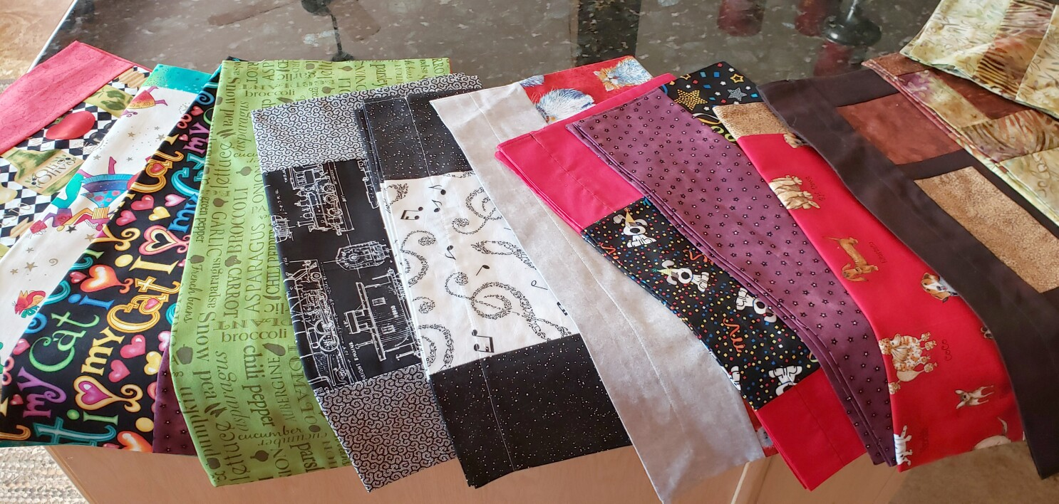 The Quilt Collection Patchwork Tote Bag Kit