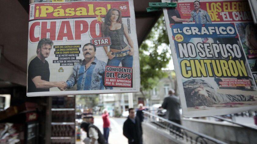 CORRECTION-MEXICO-CRIME-GUZMAN-PENN