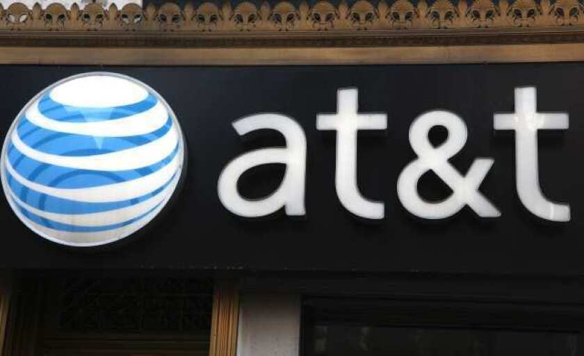 In California and two other states, 20,000 AT&T wireline workers are striking