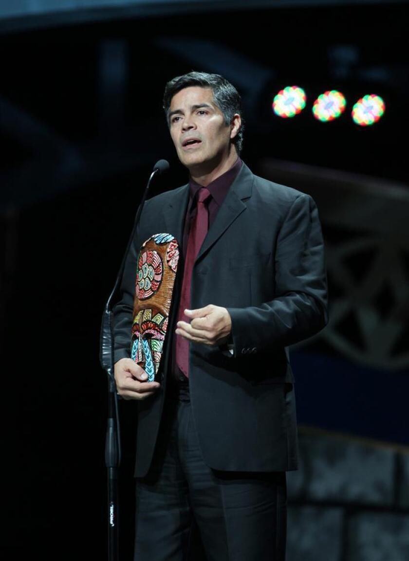 Actor Esai Morales hace campaña en P.Rico sobre prevención de enfermedades