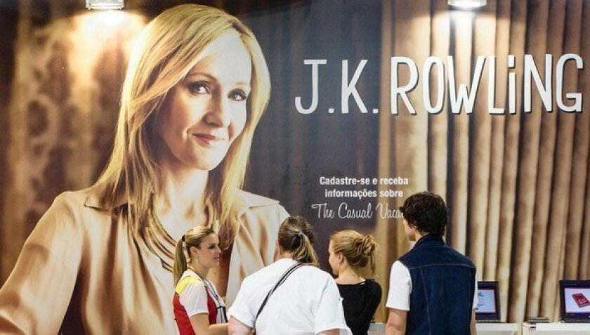 """J.K. Rowling earned acclaim for her """"Harry Potter"""" series. Now the author has shifted gears with her first novel for adults, """"The Casual Vacancy."""""""