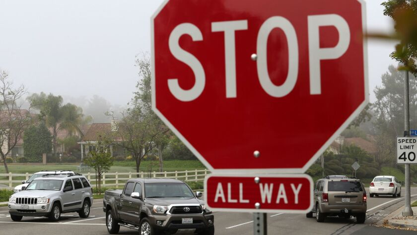 An online petition signed by nearly 400 motorists seeks to remove stop signs installed on Shadowridg