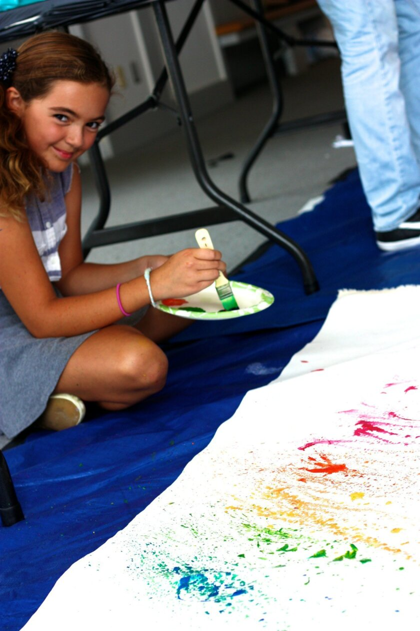 'Laugh-In' at MCASD includes family-art activities Feb. 28