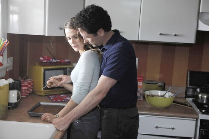 "Keri Russell and Matthew Rhys in ""The Americans."""