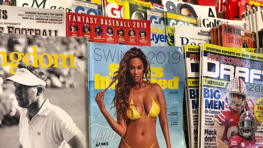 Media company Meredith Corp. recently agreed to sell the Sports Illustrated magazine brand to U.S.-based entertainment company Authentic Brands Group for $110 million.