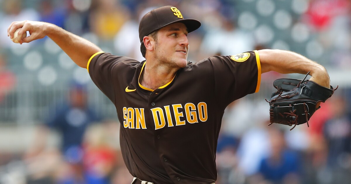 Padres pregame: Reiss Knehr's spot start; Jake Marisnick's first start