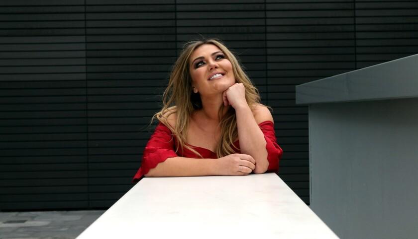 Amaia Montero, ex vocalista de La Oreja de Van