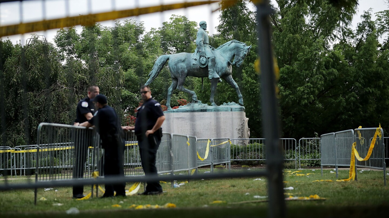 Charlottesville mourns